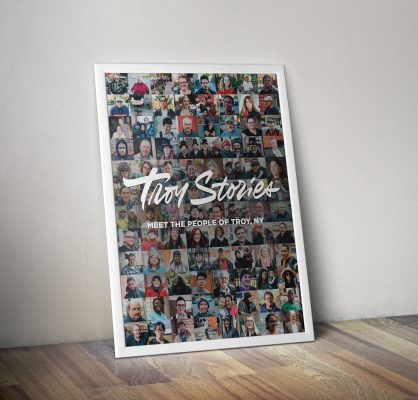 Support Troy Stories